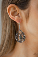 Load image into Gallery viewer, Insta Classic - Black Earring