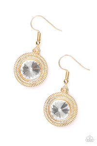 Beginners LUXE - Gold Earring