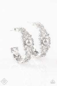 Exquisite Expense - Silve Earring 2562E