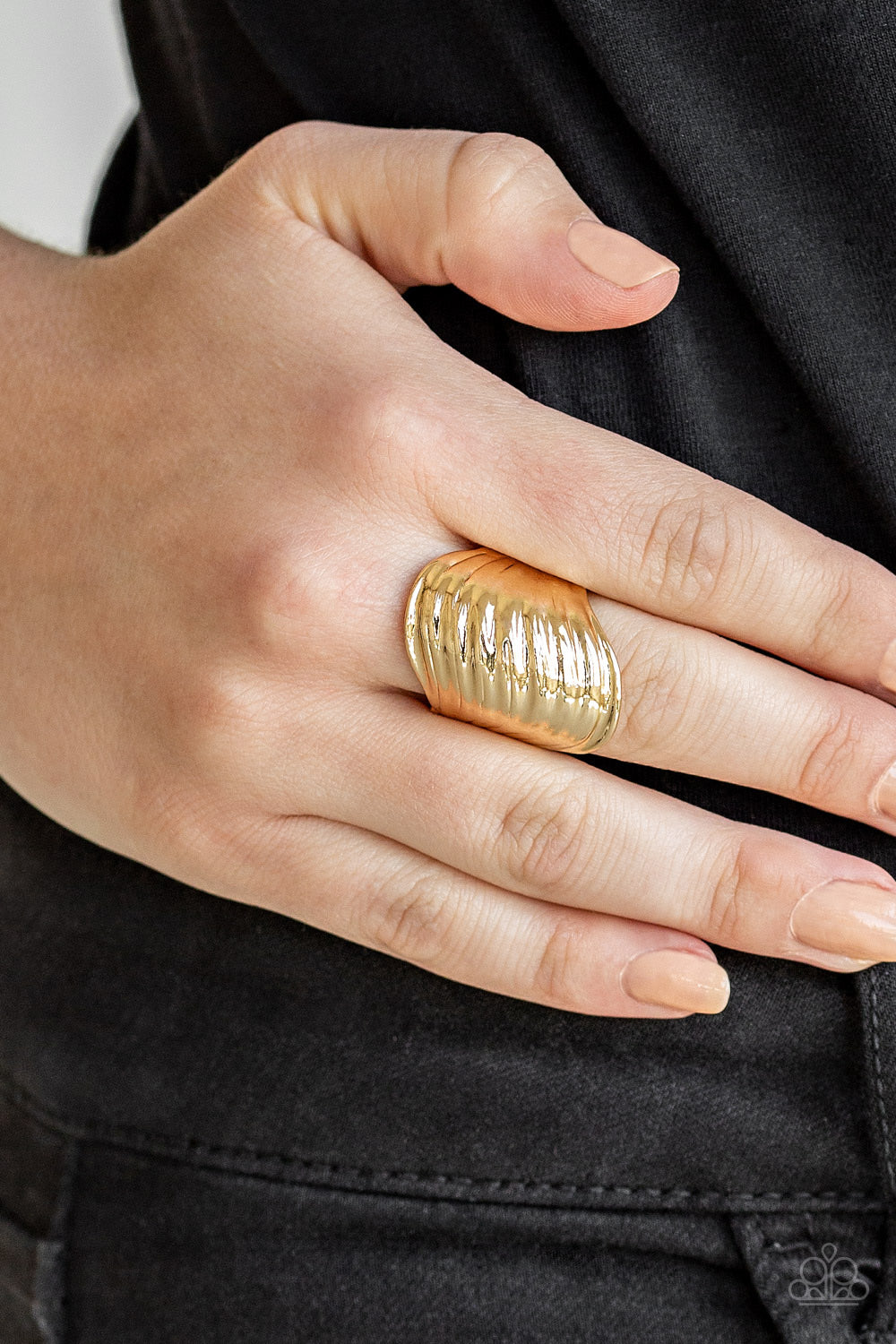 Made That SWAY - Gold Ring