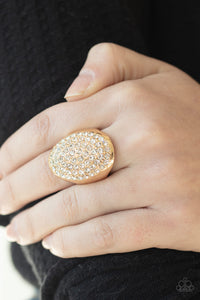 Bling Scene - Gold Ring 3003R