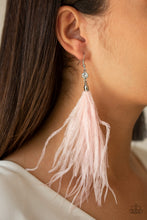Load image into Gallery viewer, The SHOWGIRL Next Door - Pink Earring