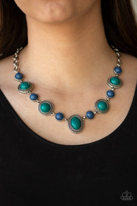 Voyager Vibes - Multi Necklace 1094N