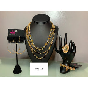 Bling 4 Life Customized Set