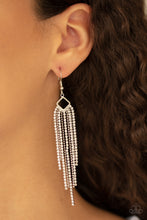 Load image into Gallery viewer, Singing In The REIGN - White Earring 2616E