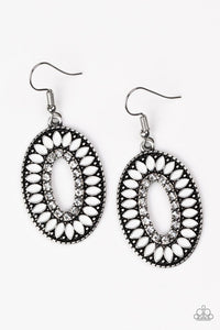 Fishing For Fabulous - White Earring 2550E