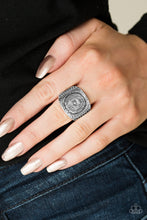 Load image into Gallery viewer, Instant Karma - Silver Ring