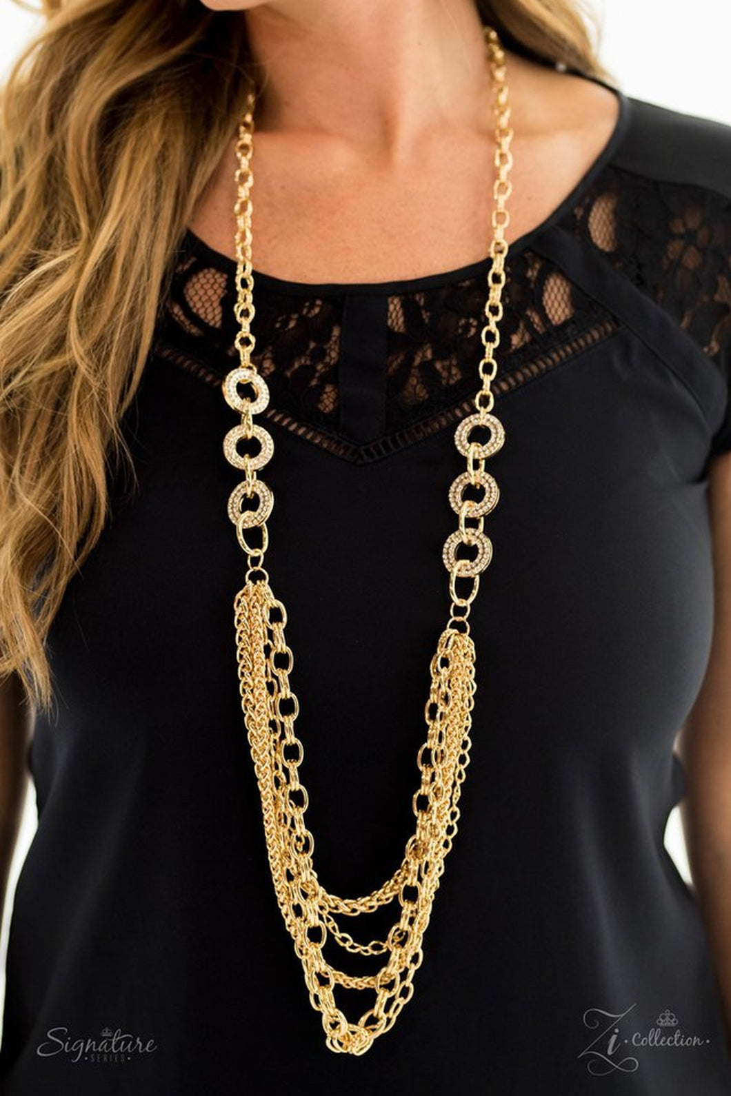 The Melissa -  Zi Signature Series Necklace