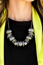 Load image into Gallery viewer, Only The Brave - Black Necklace 1146N