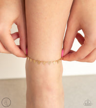 Load image into Gallery viewer, Sand Shark - Gold Anklet