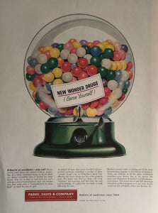 Vintage Park & Davis Drug Company Advertisement