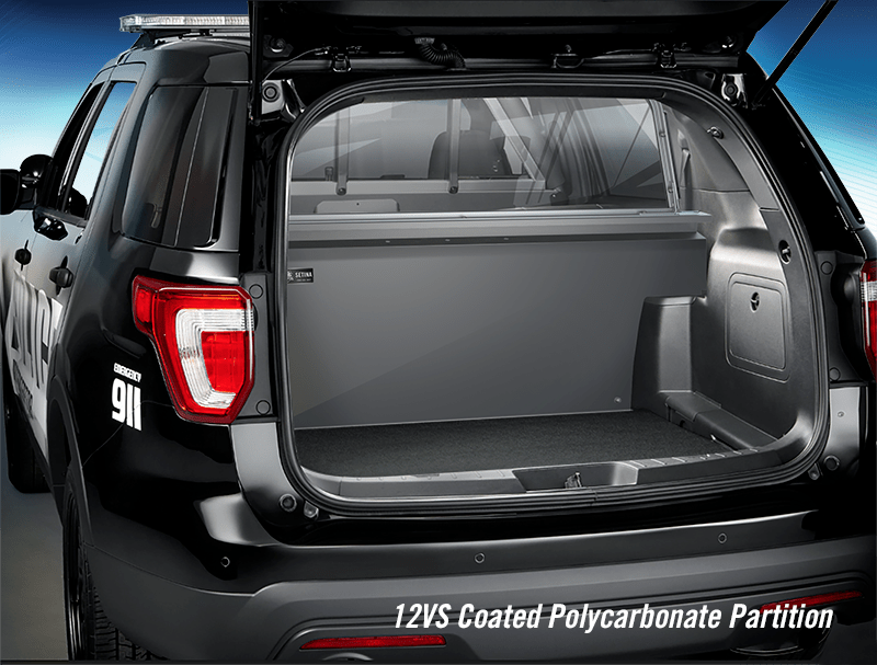 Setina Rear Compartment Partition for SUV/Utility