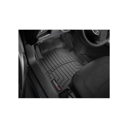2014-2016 Nissan Rogue Black Floor Liners-Full Set
