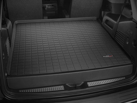 2015-2016 Chevrolet Tahoe Black Cargo Liner [behind 2nd row seating]