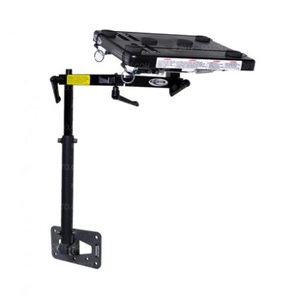 Universal Console Laptop Mount with Swing Arm