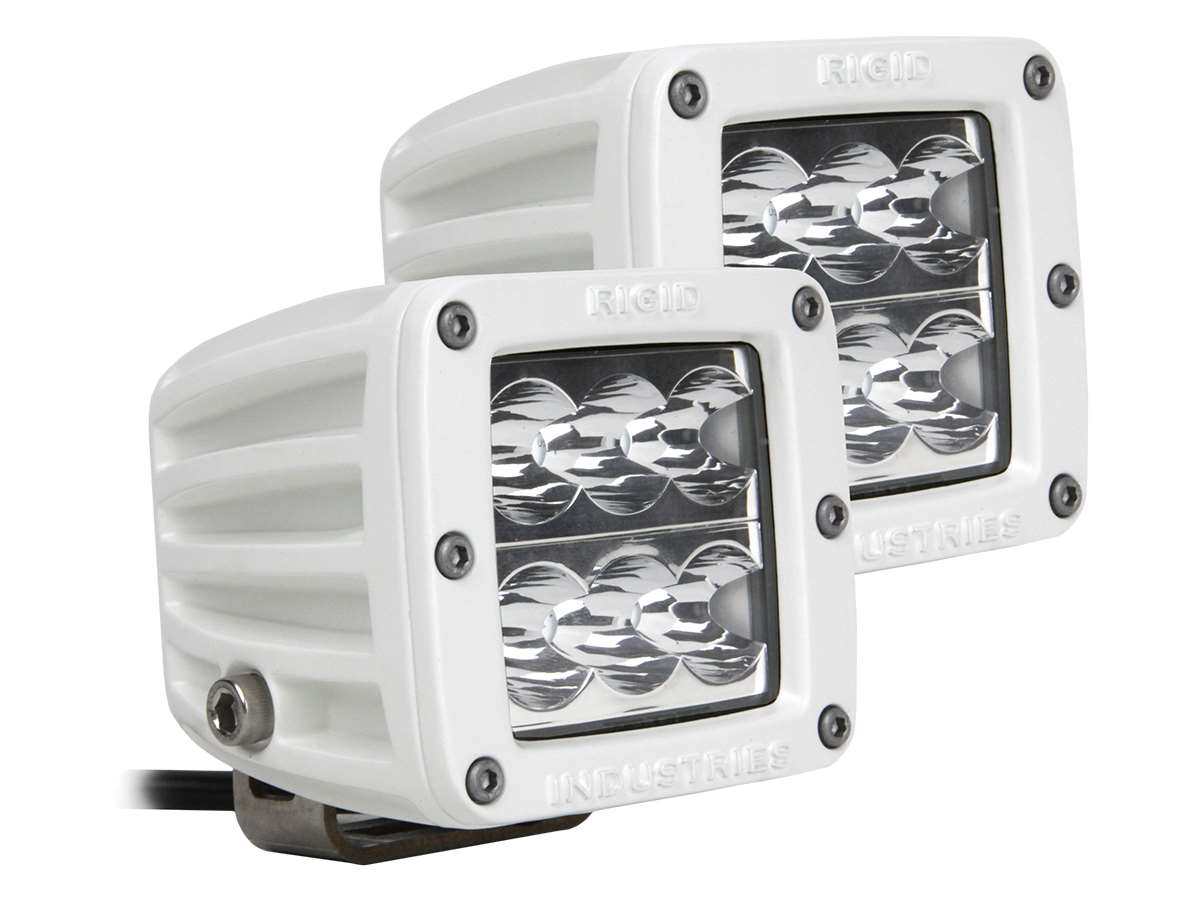 Rigid Industries D2 - PAIR