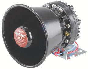 Sho-Me 100 Watt Siren Speaker with Round Bell