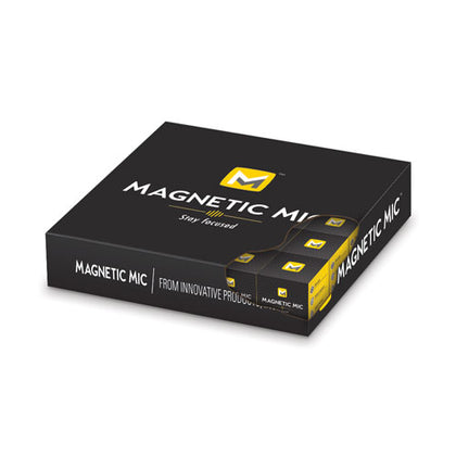 Magnetic Mic Conversion Kit - Bulk Pack
