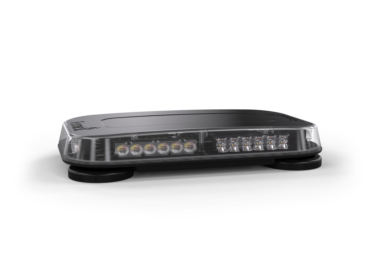 Feniex Fusion Mini-X Lightbar - Dual Color