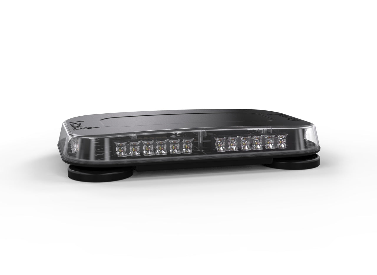 Feniex Fusion Mini-X Lightbar Blue/White - PURGE