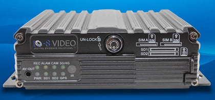 10-8 Video - In-Car Video System (Dual Cam, Mic Pack Included)
