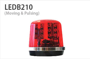 PowerArc LEDB210-1 Drivers Side LED Beacon