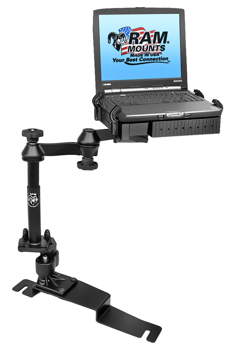 Ram Mount No-Drill™ Laptop Mount for the Ford Police Interceptor Sedan