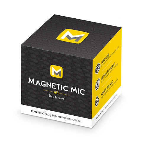 Magnetic Mic Conversion Kit - Single Unit