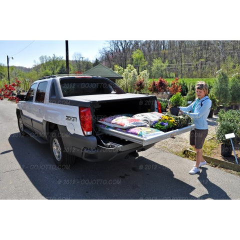 "Jotto-Cargo Slide - Mid Size Trucks- Medium Duty 58"" x 40"""