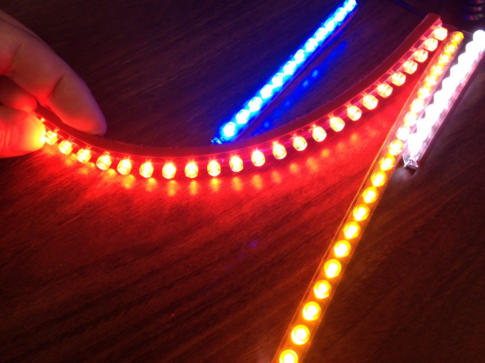 "SLIC 9 LED Stingerz® (3.5"") LED strip"