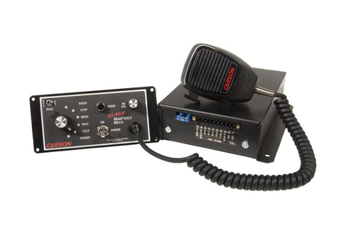 Carson SA-441M MagForce Dual Tone Remote Siren with Mechanical Tones