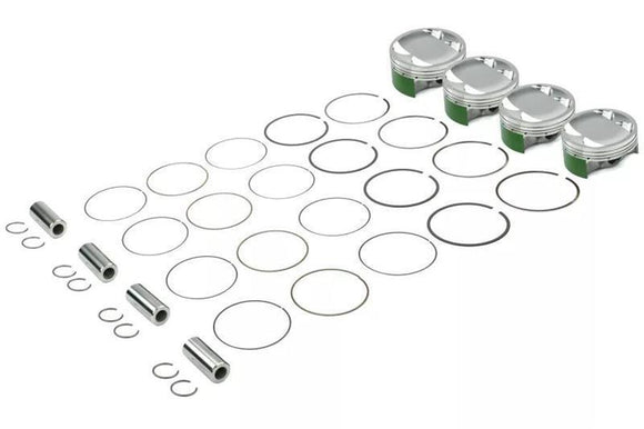 Cosworth EJ25 Forged Piston Set with Rings (Bore: 99.75mm Comp Ratio: 9.2:1)