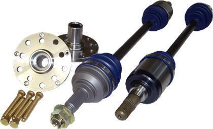 DSS 2012 Scion FR-S / Subaru BRZ / Toyota GT86 Pro-Level Axle/hub Kit