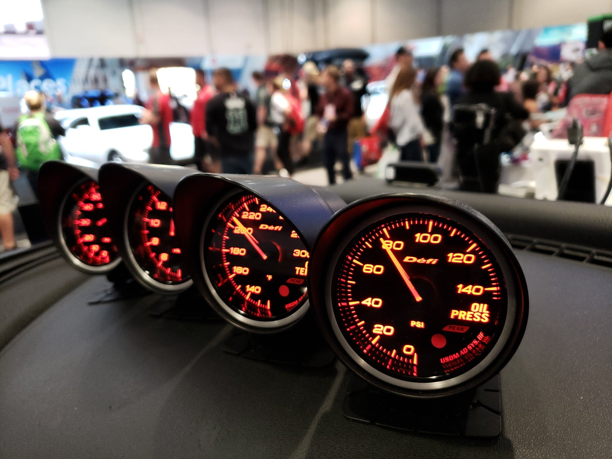 Let The Unknown Become Known With Defi Gauges Nasioc Zd Tachometer Adding New Products To Site Everyday Check It Out