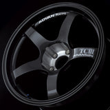Advan TCIII 18x11.0 +15 5-114.3 Dark Gunmetallic Wheel