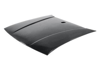 Seibon 12-13 Subaru BRZ/Scion FR-S Carbon Fiber Gloss Finish Roof Cover
