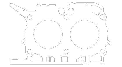Cometic Subaru FA20/FB25 89.5mm .032inch LHS MLX Head Gasket