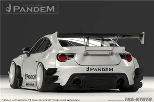 GReddy Scion FR-S Pandem Wide Body V3 Rear Canards