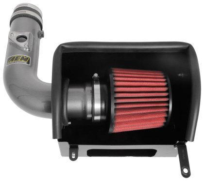 AEM 13-18 Subaru BRZ H4-2.0L F/I Polished Cold Air Intake
