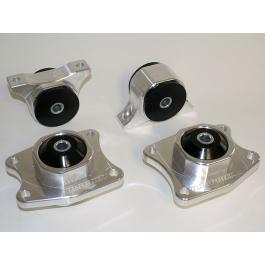 Hasport S2000 Rear Differential Mount Set