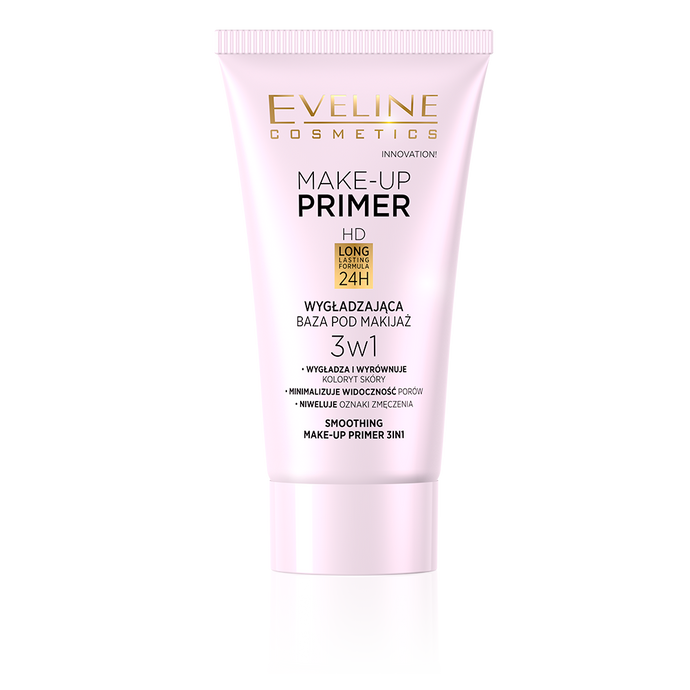 Primer make-up smoothing