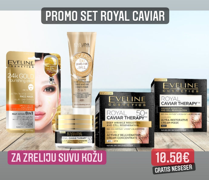 Promo set royal caviar