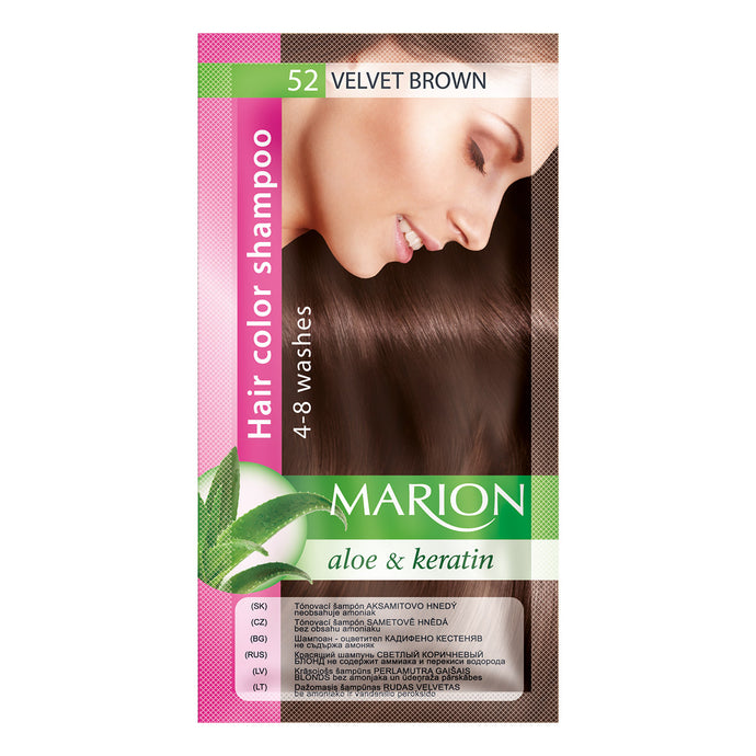Marion hair color shampoo -52