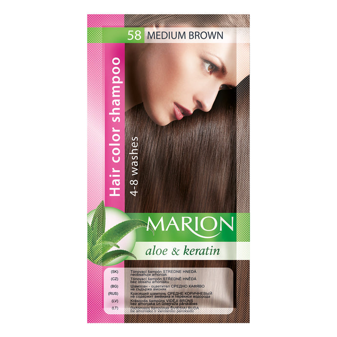 Marion hair color shampoo -58