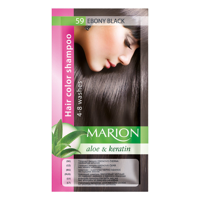 Marion hair color shampoo -59