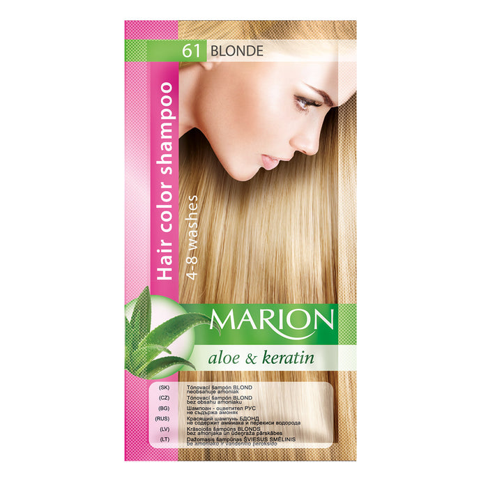 Marion hair color shampoo -61