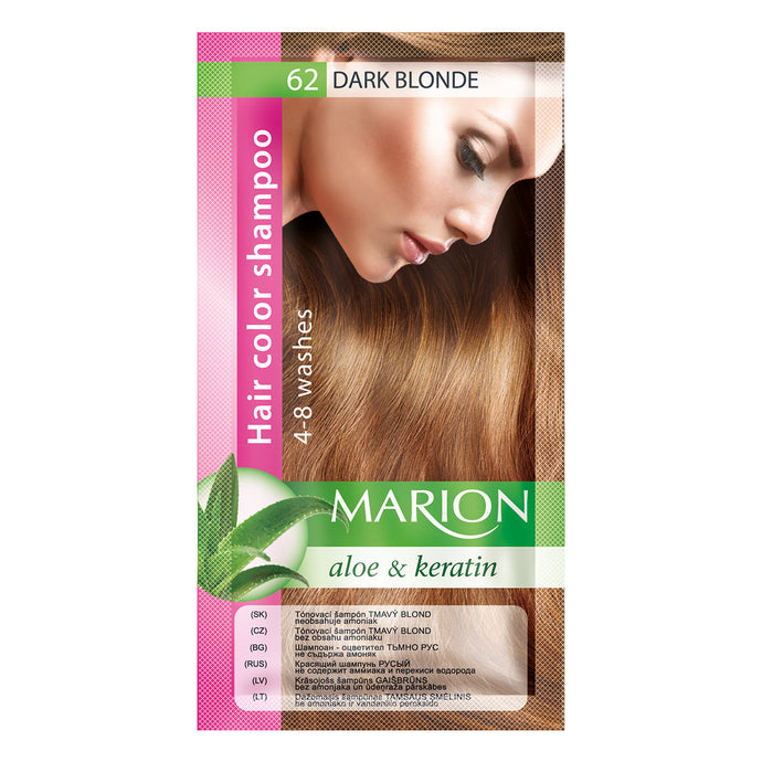 Marion hair color shampoo -62