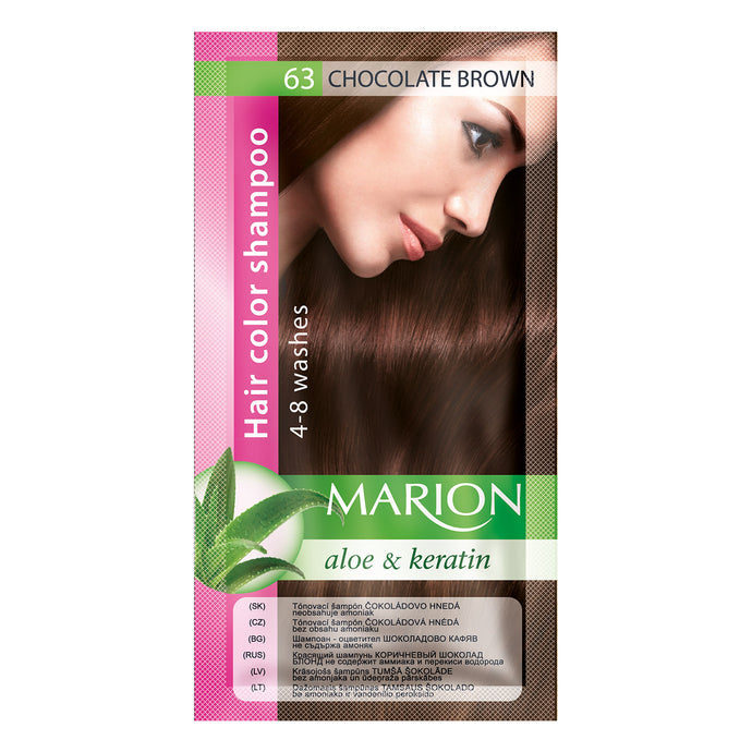 Marion hair color shampoo -63