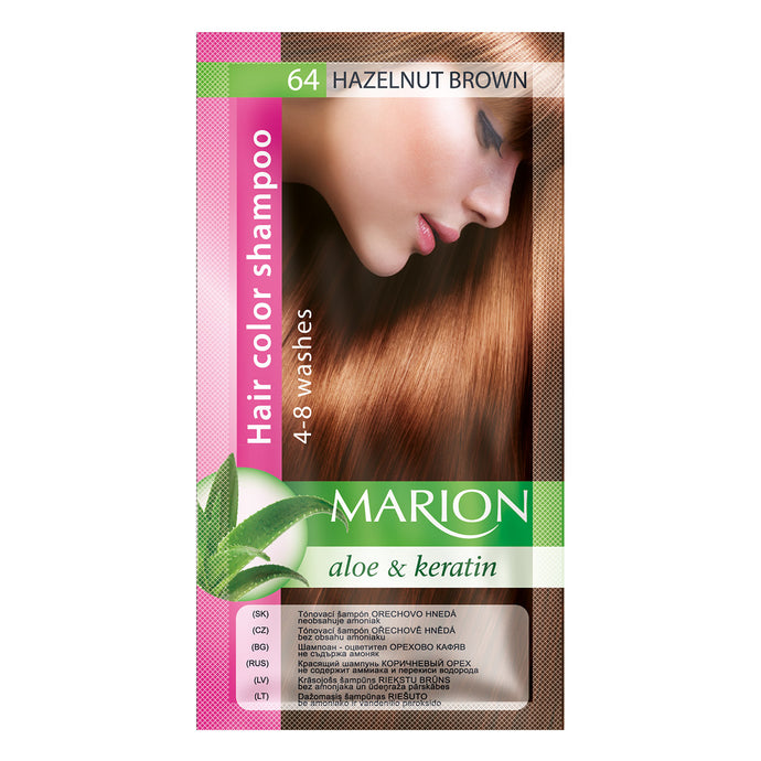 Marion hair color shampoo -64