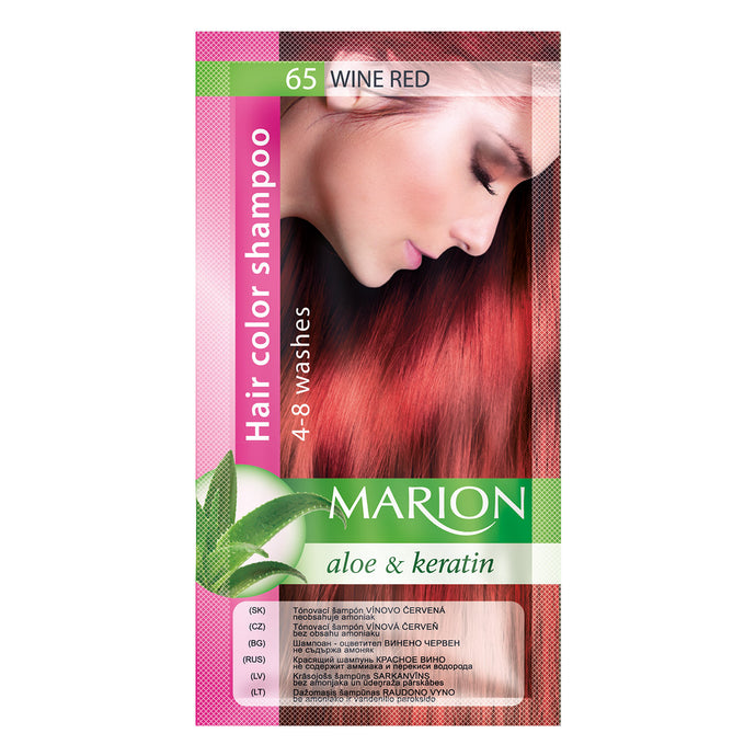 Marion hair color shampoo -65